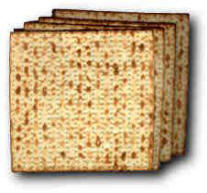 Passover Cooked Food Menu