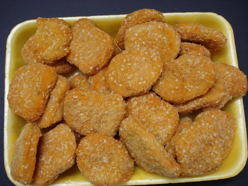 Breaded Chicken Nuggets with Sesame (1.37 lb)